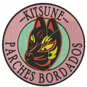 Kitsune Parches